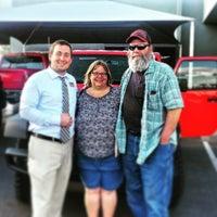 Photo taken at Sahara Las Vegas Chrysler Jeep Dodge Ram by Dr Harold E. on 6/14/2015