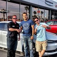 Photo taken at Sahara Las Vegas Chrysler Jeep Dodge Ram by Dr Harold E. on 5/31/2015