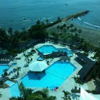 Photo taken at Hilton Cartagena by Igor C. on 12/22/2012