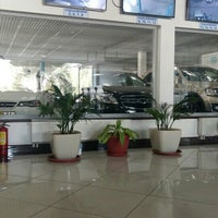 Photo taken at Автосалон GM Chevrolet Рохат by D D. on 9/22/2016