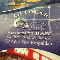 Foto tomada en La Polar por Kenia E. el 1/12/2013