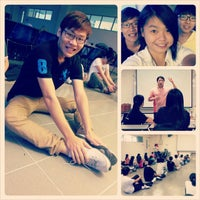 Photo taken at H118, UTAR (Perak Campus) by Wall Le M. on 1/20/2013