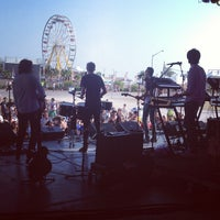 Photo taken at The Hangout by SKW on 5/18/2013