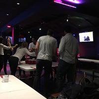 Photo taken at Score! Bar and Lounge by Luke S. on 4/8/2017