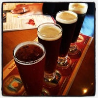 Photo taken at BJ's Restaurant and Brewhouse by David R. on 11/23/2012
