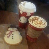 Photo taken at Starbucks by Andy M. on 11/11/2012