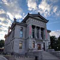 Photo taken at Musée Redpath Museum by Francis D. on 7/23/2017