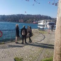 Photo taken at İstinye İskelesi by Uğur Y. on 12/8/2017