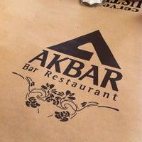 Photo taken at Akbar by Alfredo C. on 7/15/2013