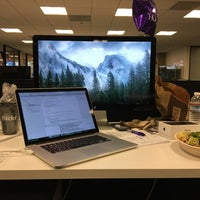 Photo taken at Yahoo! by Steven B. on 5/17/2017