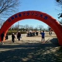 Photo taken at 白岡市総合運動公園 by Toshihisa T. on 1/15/2017