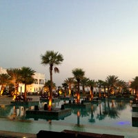 Photo taken at Sharq Village & Spa by Fatma A. on 12/24/2012