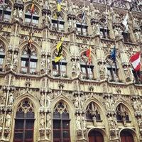 Photo taken at Leuven by Lev K. on 6/12/2013