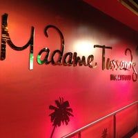 Photo taken at Madame Tussauds Hollywood by Petr K. on 12/10/2012