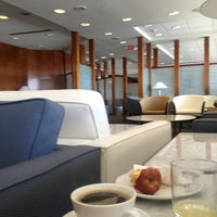 Photo taken at United Club by Ray W. on 2/24/2013