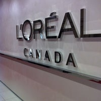 Photo taken at L'Oréal Canada by Edouard T. on 7/16/2013