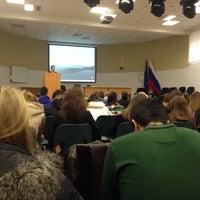 Photo taken at ФБЖ (Факультет безопасности жизнедеятельности) by Наташа Г. on 10/17/2014