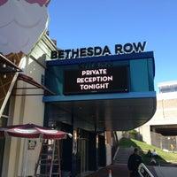 ... Photo taken at Landmark Bethesda Row Cinema by Bryan L. on 5/3/ ...