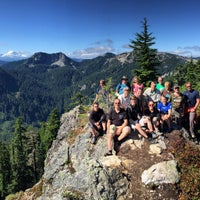 Photo taken at Mount Catherine by Jon S. on 8/16/2015