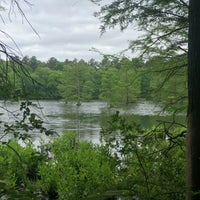 Photo taken at Trap Pond State Park by Jon S. on 5/22/2018