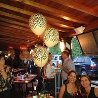Photo taken at Los Años Locos by Maria Elena d. on 10/24/2012