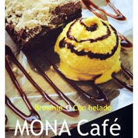 Photo taken at Mona Cafe du Monde by Adriana R. on 8/3/2015