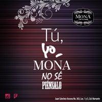 Photo taken at Mona Cafe du Monde by Adriana R. on 2/25/2016