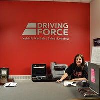 Driving Force Car Rental Whitehorse