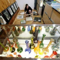 Photo taken at Cannabis City by Cannabis City on 8/25/2014