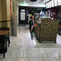 Photo taken at Subway by Danilo R. on 3/24/2018