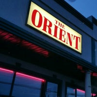 Photo taken at The Orient by Philip G. on 4/30/2015