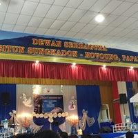 Photo taken at Dewan Serbaguna Mositun by April s. on 9/19/2015
