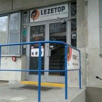 Photo taken at Lezecké centrum LezeTop by Tomáš K. on 2/2/2013