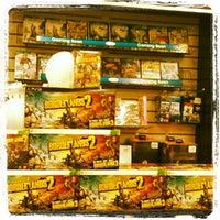 Photo taken at GameStop by Matthew T. on 9/18/2012