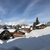 Photo taken at Courchevel Moriond 1650 by S.D on 2/2/2018