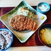 Photo taken at かつ敏 岩槻店 by ウッチー u. on 9/20/2015
