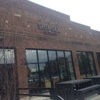 Das Foto wurde bei Shinola Store Detroit von Jean M. am 5/2/2014 aufgenommen