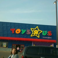 "Photo taken at Toys""R""Us by Jason D. on 3/30/2014"