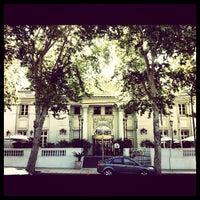 Photo taken at Park Hyatt Mendoza by Nicolas H. on 11/7/2012