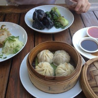Photo taken at Yumcha Heroes by Laura H. on 5/16/2013