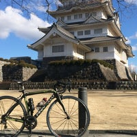 Photo taken at 千葉城 by 松 久. on 1/21/2017