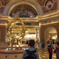 Photo taken at Venetian Concierge by Jeremy W. on 3/13/2015