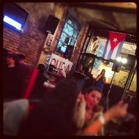 Photo taken at The Cuban by Chryso S. on 12/9/2012