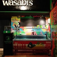Photo taken at Wasabi´s Downtown by Wasabi´s Downtown on 8/26/2014