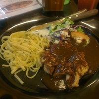 Photo taken at Longkay Western & Italian Food by Alleph R. on 12/31/2013