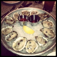 Photo taken at Oyster House by Trang M. on 10/10/2012