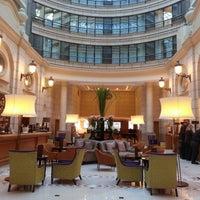 Photo taken at Paris Marriott Champs-Élysées Hotel by Layzer Q. on 2/17/2013