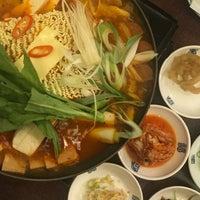 Photo taken at Auntie Kim's Korean Restaurant by Darren A. on 8/10/2017