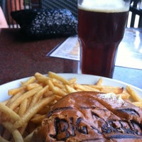 Photo taken at Big Bear Brewing Co. by Harvey S. on 2/23/2013