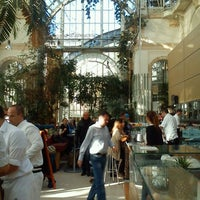 Photo taken at Palmenhaus by Marcelo S. on 12/29/2012